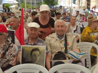 День  Победы в  Араде, 2019 год.